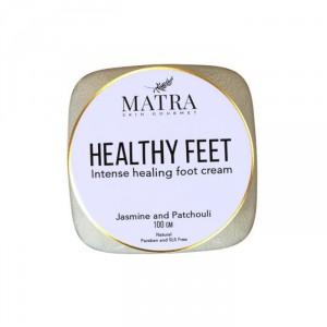 Buy Matra Healthy Intense Feet Healing Foot Cream - Nykaa