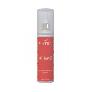 Buy Matra Soft Hand Cream Milk, Saffron & Honey - Nykaa