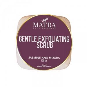 Buy Matra Gentle Exfoliating Scrub Jasmine & Mogra - Nykaa