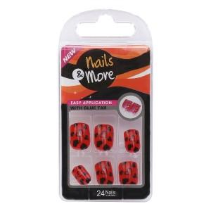 Buy Nails&More Press On Nails Sen37 - Nykaa