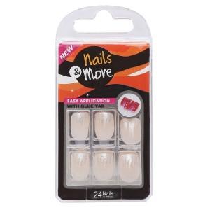 Buy Nails&More Press On Nails Sen13 - Nykaa