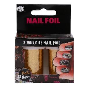 Buy Nails&More Nlf-10 Nail Foils - Nykaa