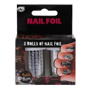 Buy Nails&More Nlf-14 Nail Foils - Nykaa