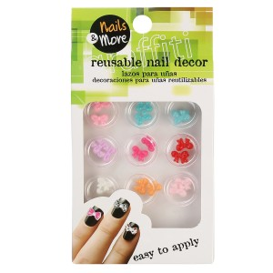 Buy Nails&More Nla-1 3d (9Pc) - Nykaa