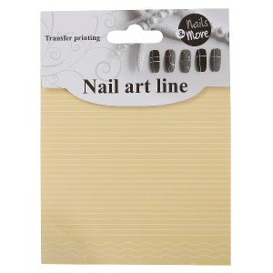 Buy Nails&More Nll-3 12 Lines - Nykaa