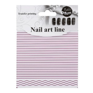 Buy Nails&More Nll-6 12 Lines - Nykaa