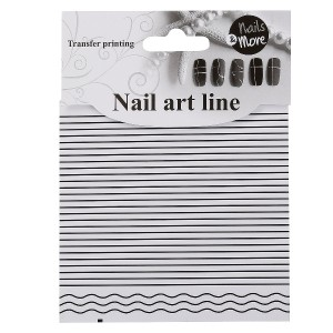 Buy Nails&More Nll-9 12 Lines - Nykaa
