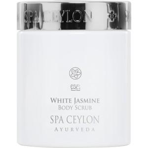 Buy Spa Ceylon Luxury Ayurveda White Jasmine Body Scrub - Nykaa