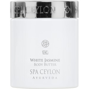 Buy Spa Ceylon Luxury Ayurveda White Jasmine Body Butter - Nykaa