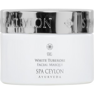 Buy Herbal Spa Ceylon Luxury Ayurveda White Tuberose Facial Masque - Nykaa