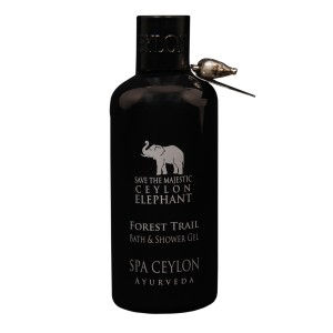 Buy Spa Ceylon Luxury Ayurveda Forest Trail Bath & Shower Gel - Nykaa