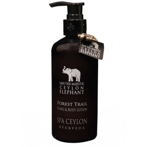 Buy Spa Ceylon Luxury Ayurveda Forest Trail Hand & Body Lotion - Nykaa