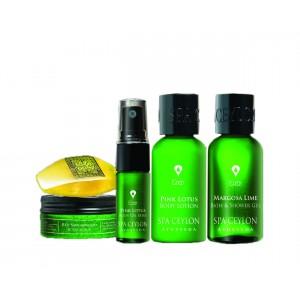 Buy Spa Ceylon Luxury Ayurveda Vatha - Bath & Body Care Discovery Set - Nykaa