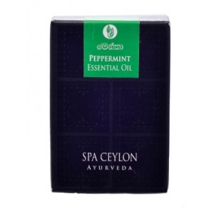 Buy Spa Ceylon Luxury Ayurveda Peppermint - Essential Oil With Box - Nykaa