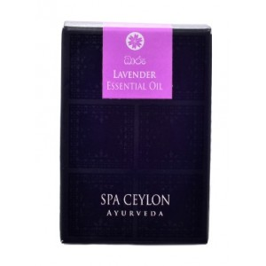 Buy Spa Ceylon Luxury Ayurveda Lavender - Essential Oil With Box - Nykaa