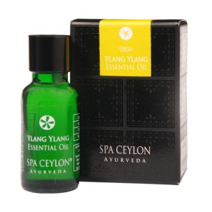 Buy Spa Ceylon Luxury Ayurveda Ylang Ylang - Essential Oil With Box - Nykaa