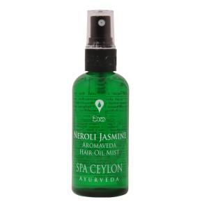 Buy Spa Ceylon Luxury Ayurveda Neroli Jasmine Aromaveda Hair Oil Mist - Nykaa