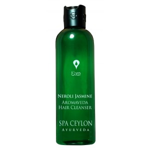 Buy Spa Ceylon Luxury Ayurveda Neroli Jasmine Aromaveda Hair Cleanser - Nykaa