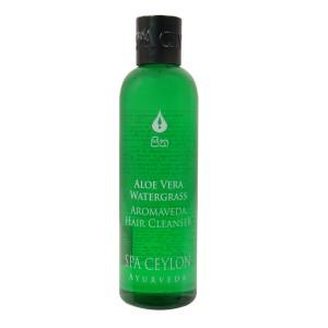 Buy Spa Ceylon Luxury Ayurveda Aloe Vera Watergrass Aromaveda Hair Cleanser - Nykaa