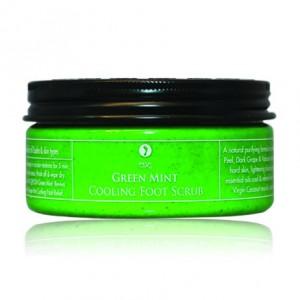 Buy Spa Ceylon Luxury Ayurveda Green Mint Cooling Foot Scrub - Nykaa