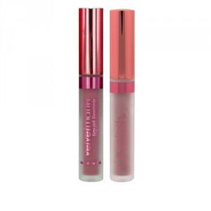 Buy LASplash VelvetMatte Liquid Lipstick - Fantasy + Latte - Nykaa
