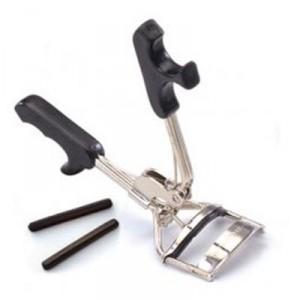 Buy Basicare Euro Eyelash Curler with Black Plastic Handles - Nykaa