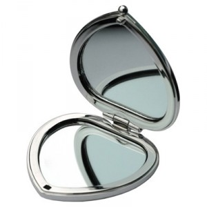 Buy Herbal Basicare Duo-sided Mirror - Nykaa