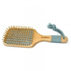 Buy Basicare Scalp Massage Paddle Brush - Nykaa
