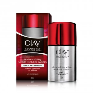 Buy Olay Regenerist Advanced Anti-Ageing Micro Sculpting Wrinkle Revolution Complex Daily Treatment - Nykaa