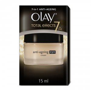 Buy Olay Total Effects 7 In One Anti-Ageing Eye Cream Youthful Vibrant Eyes - Nykaa