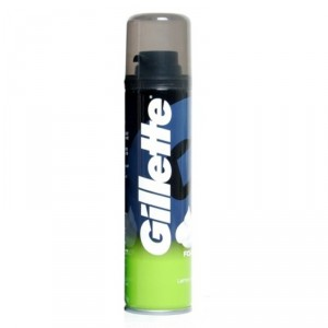 Buy Gillette Classic Menthol Shaving Foam - 196 gm - Nykaa