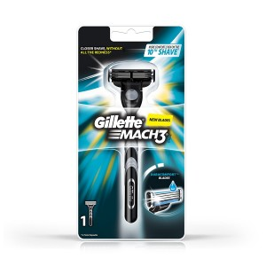 Buy Gillette Mach 3 New Blade Razor - Nykaa