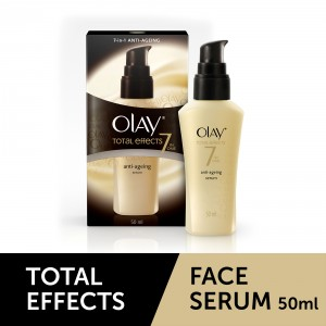 Buy Olay Total Effects 7 In One Anti-Ageing Smoothing Serum - Nykaa