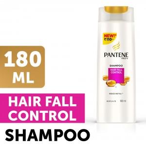 Buy Herbal Pantene Pro-V Hair Fall Control Shampoo - Nykaa