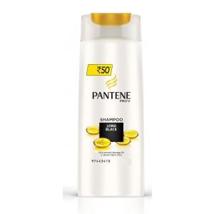 Buy Herbal Pantene Pro-V Long Black Shampoo - Nykaa