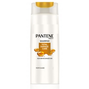 Buy Pantene Pro-V Total Damage Care Shampoo - Nykaa