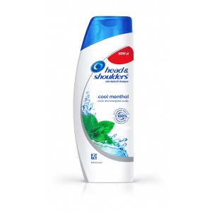Buy Head & Shoulders Cool Menthol Shampoo - Nykaa