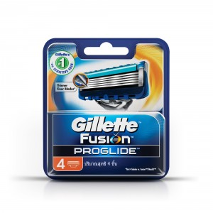 Buy Gillette Fusion ProGlide Normal Cartridge 4 - Nykaa