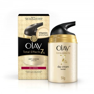 Buy Olay Total Effects 7 In One Anti-Ageing Cream Normal Day (Rs.100/- off) - Nykaa
