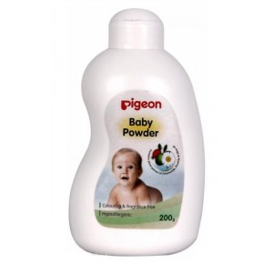 Buy Herbal Pigeon Baby Powder - 200g - Nykaa
