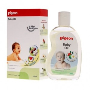 Buy Pigeon Baby Oil - Nykaa