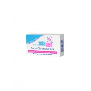 Buy Sebamed Baby Cleansing Bar Ph5.5 150gm - Nykaa