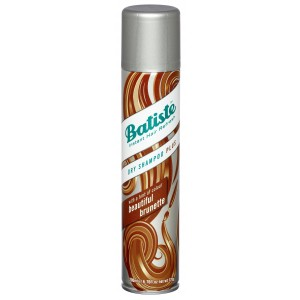 Buy Batiste Dry Shampoo Plus Instant Hair Refresh Beautiful Brunette For Medium Brown Hair - Nykaa