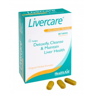 Buy HealthAid Livercare - Prolonged Release - Nykaa