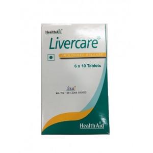 Buy HealthAid Livercare - Prolonged Release - Nykaa