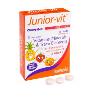 Buy HealthAid Juniorvit - Nykaa