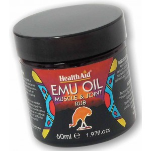 Buy HealthAid Emu Oil - Muscle And Joint Rub - Nykaa