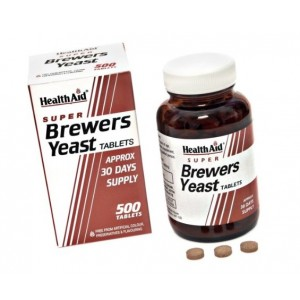 Buy HealthAid Super Brewers Yeast - Nykaa