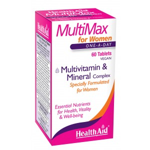 Buy HealthAid MultiMax for Women - Nykaa