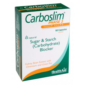 Buy HealthAid Carboslim Phase 2 - Sugar Guard - Nykaa